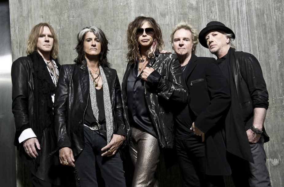 """Aerosmith"""