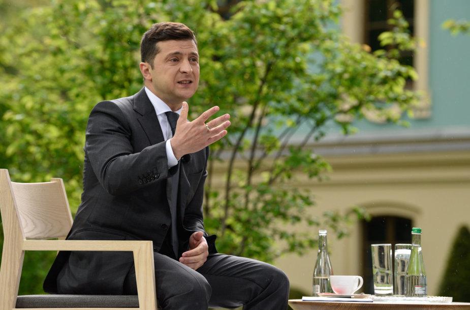 Volodyrymas Zelenskis