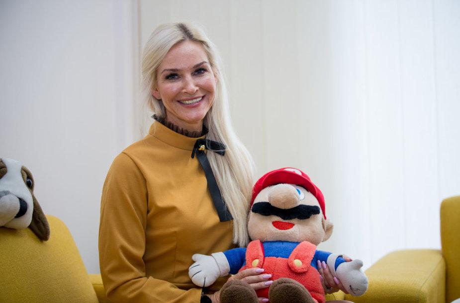 Teismo psichologė Ina Božokienė