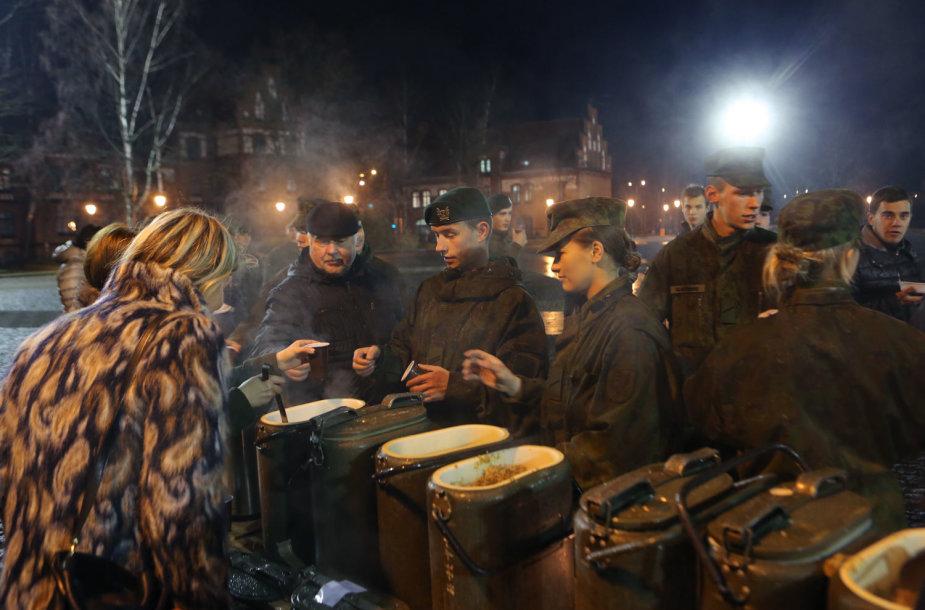 Ketvirtadienį miestiečiai kviečiami į ekskursiją po senąsias kareivines.