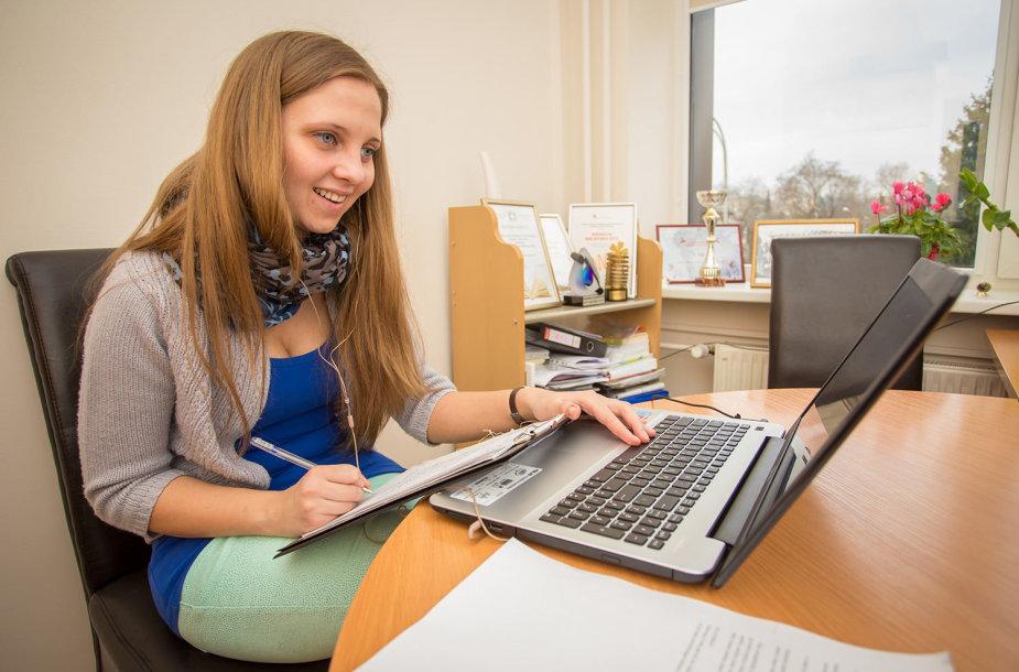 Vilniaus biblioteka į internetą perkėlė vaikų biblioterapijos konsultacijas