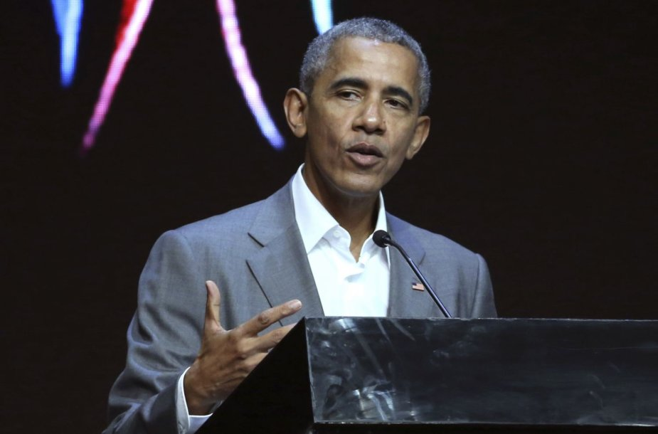 Barackas Obama Indonezijoje