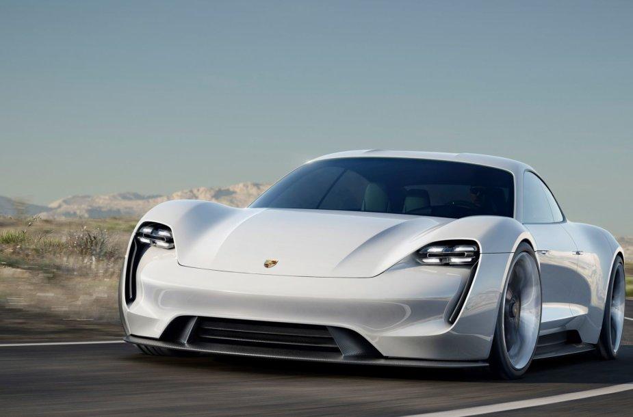 "Elektromobilis ""Porsche Taycan"""