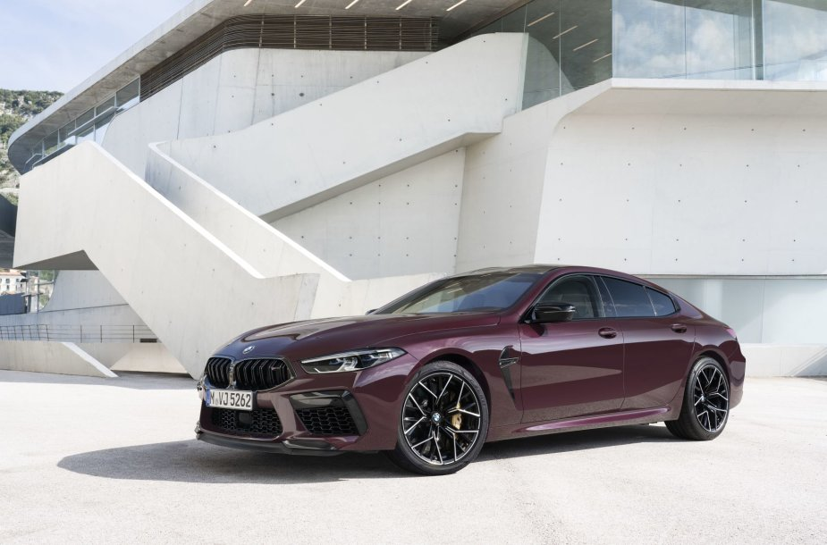 "BMW ""M8 Gran Coupe"""