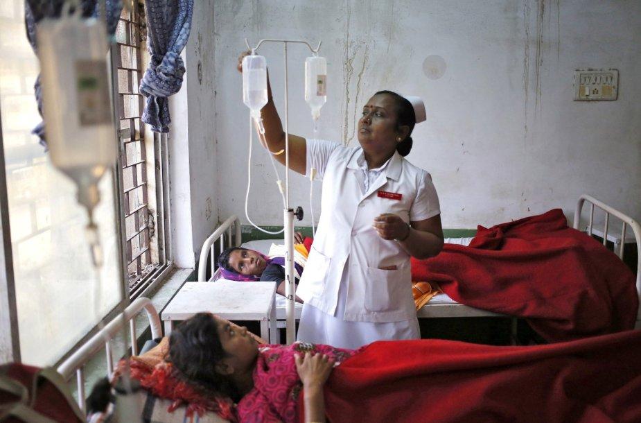 Indijos sterilizacijos klinika