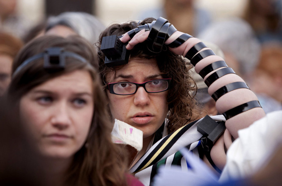 Žydės moterys