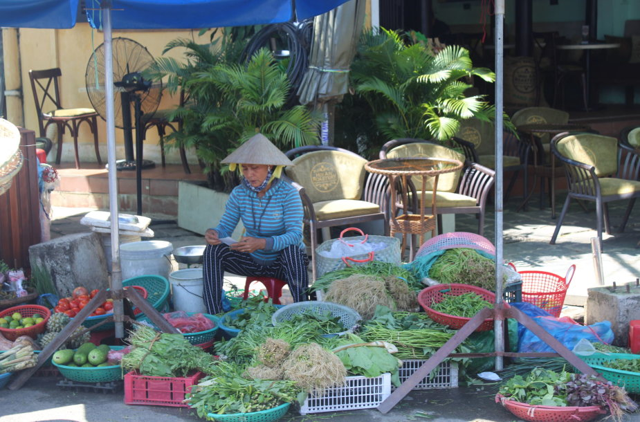 Gatvės maistas Vietname