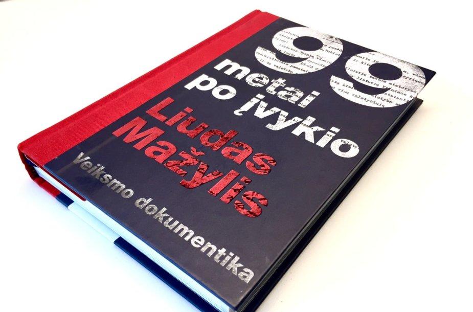 """Knyga """"99 metai po įvykio"""""""
