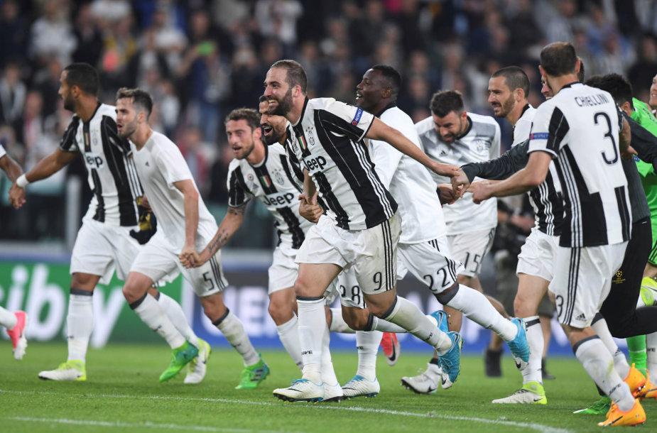 """""""Juventus"""" žais finale"""