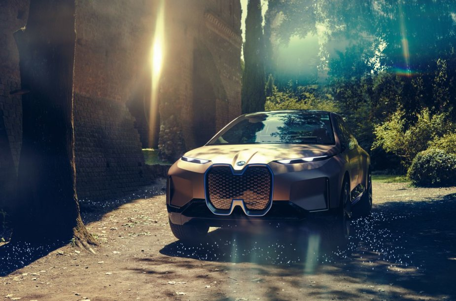 """BMW Vision iNext"""