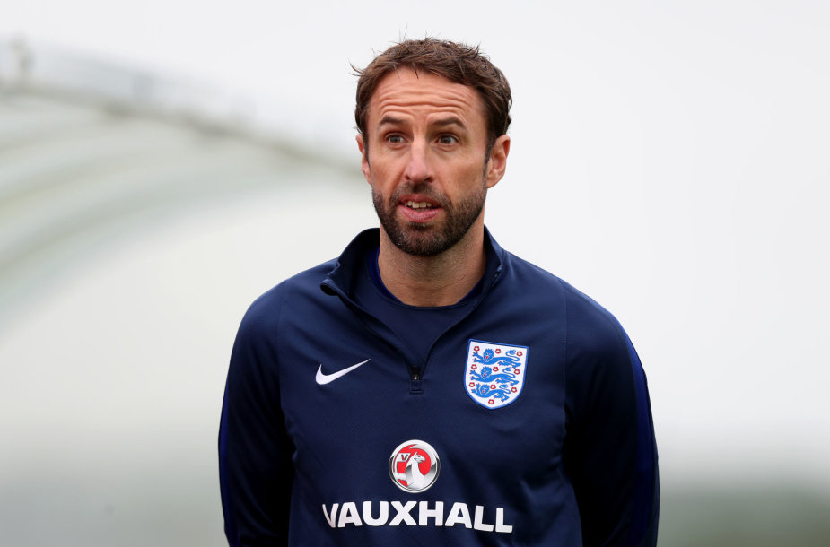 Garethas Southgate'as