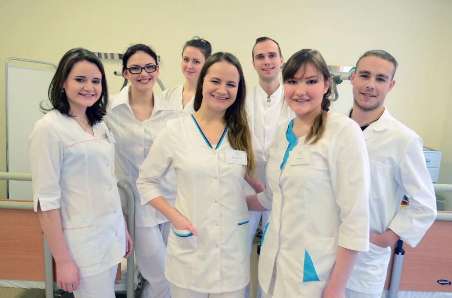 Bendrosios praktikos slaugos studijos