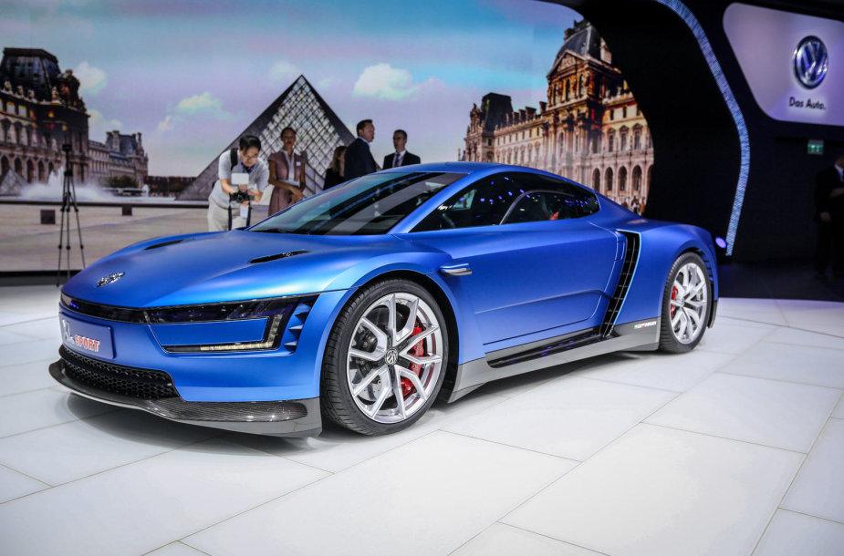"""""""Volkswagen XL1 Sport"""""""
