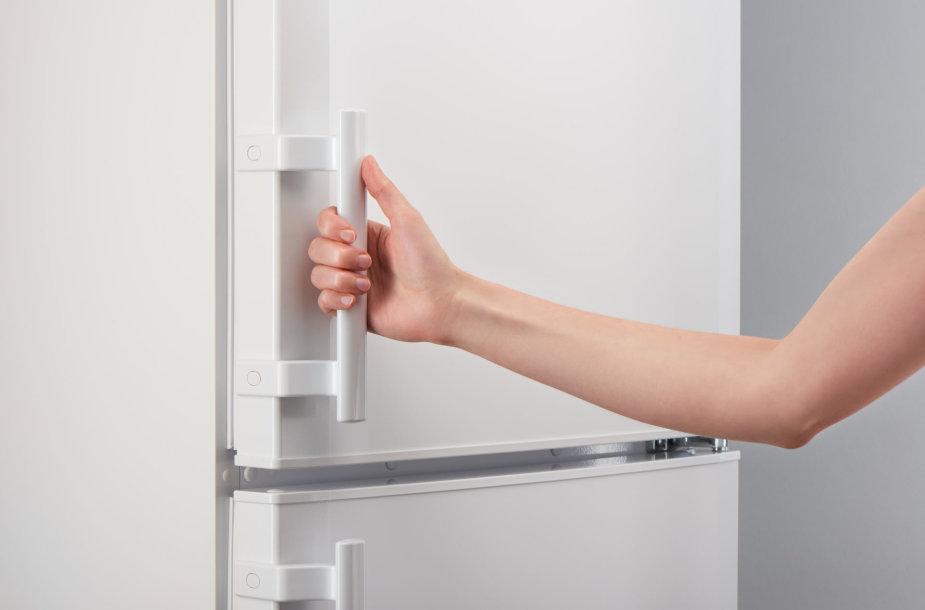 Šaldytuvo rankenėlė