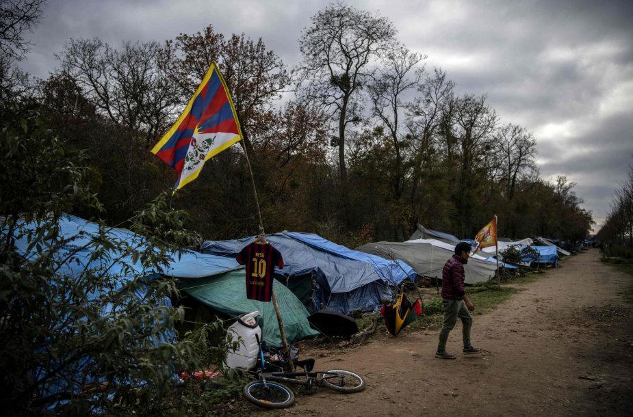 Tibetietis prieglobsčio prašytojas