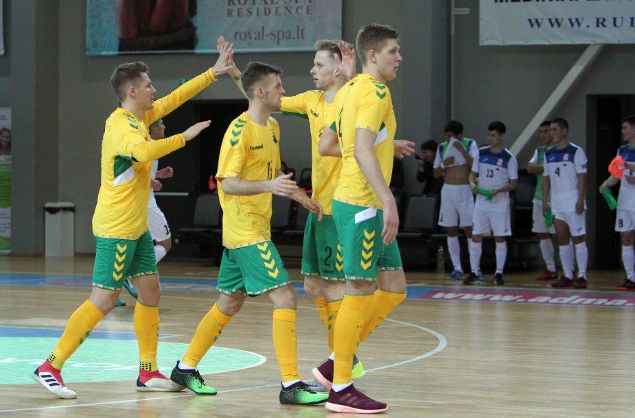 Lietuvos futsal rinktinė