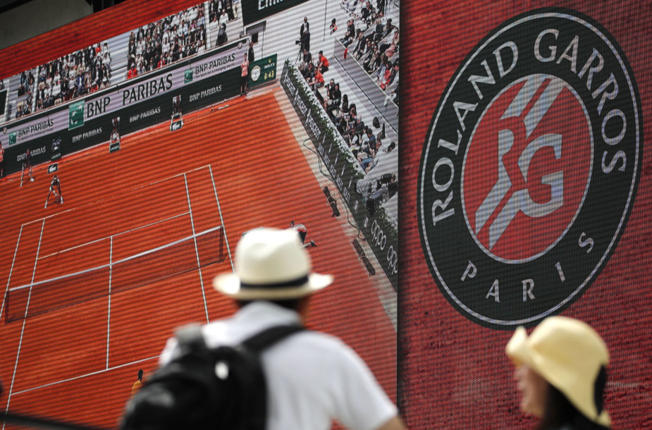 """Roland Garros"""