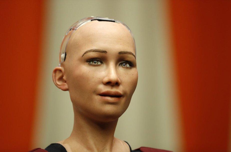 Robotė Sophia