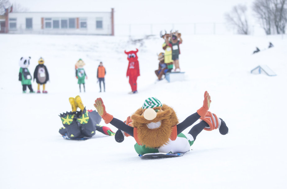 """LTeam olimpinis žiemos festivalis 2018"""