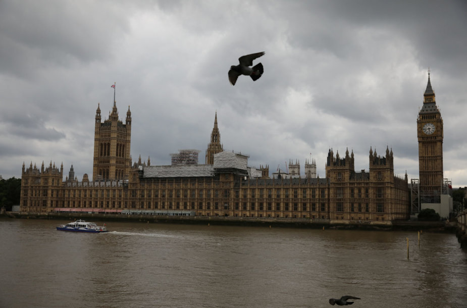 JK parlamentas