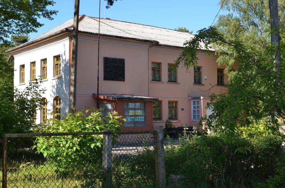 Vaikų dienos centras Melnaragėje