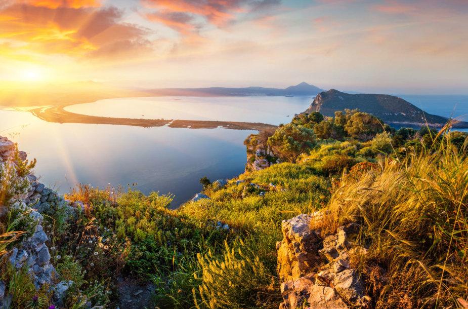 Peloponesas, Graikija