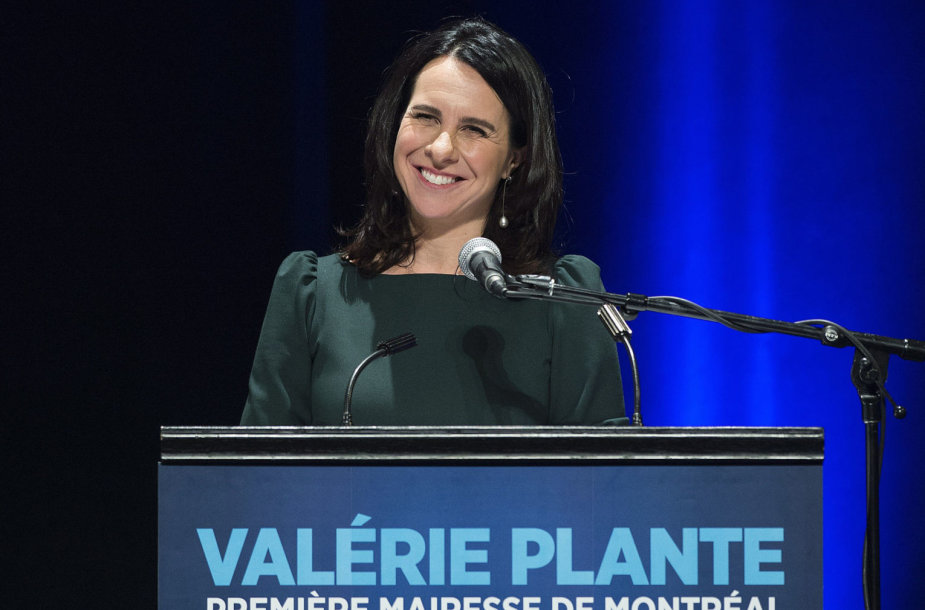 Valerie Plante