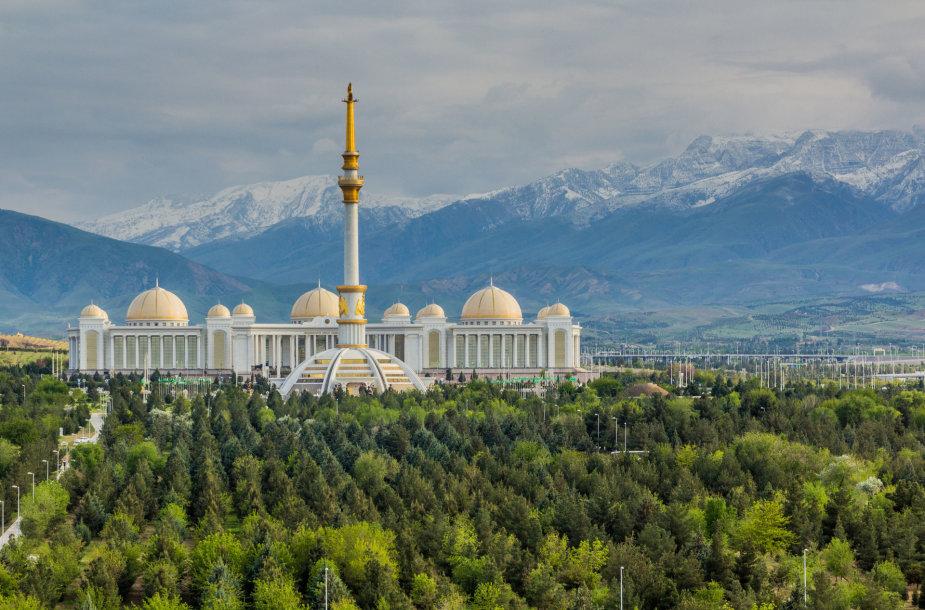 Ašchabadas, Turkmėnija