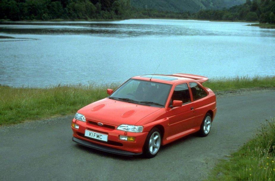 """""""Ford Escort RS Cosworth"""""""