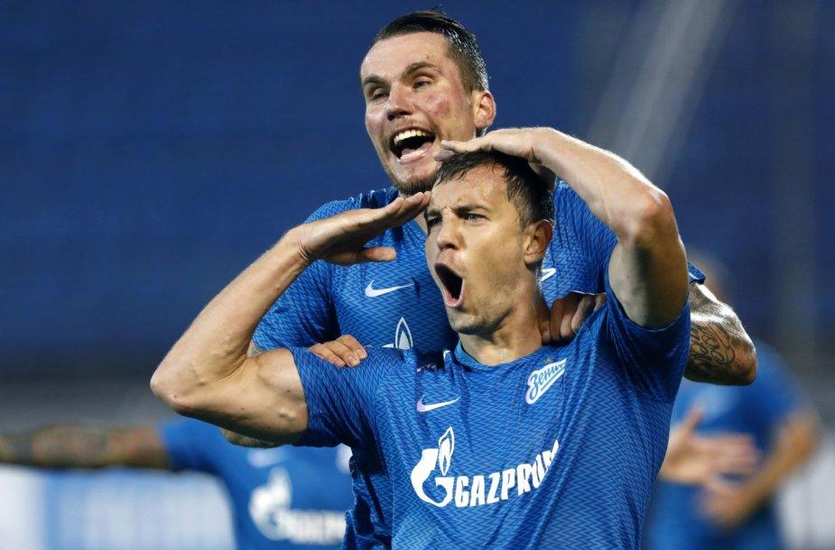 "Sankt Peterburgo ""Zenit"" – Minsko ""Dinamo"""