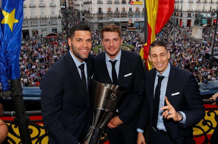 """Madrido """"Real"""" sutikimas"""