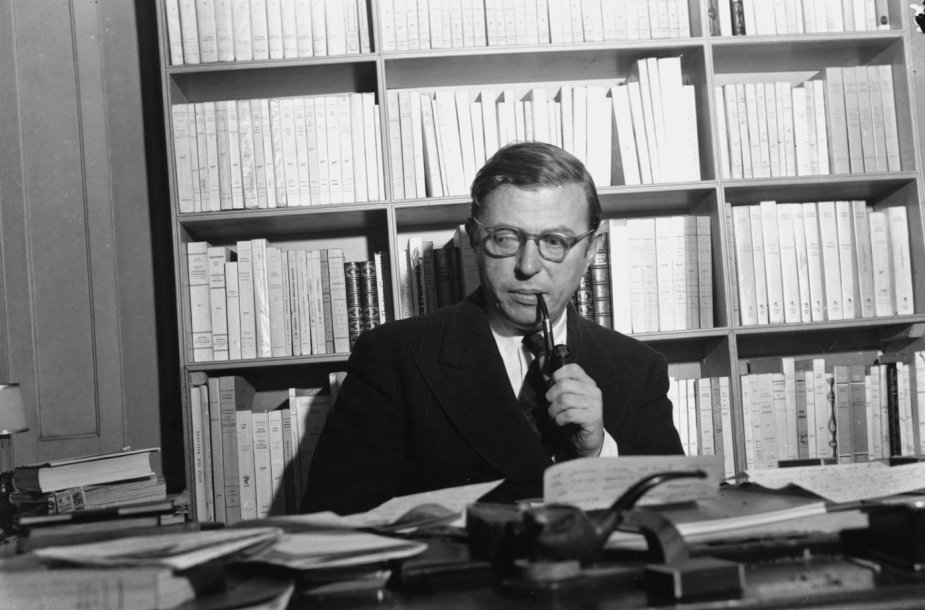 Jeanas-Paulis Sartre'as