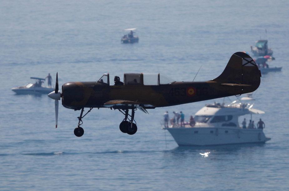 "Lėktuvas ""Yak-52"""
