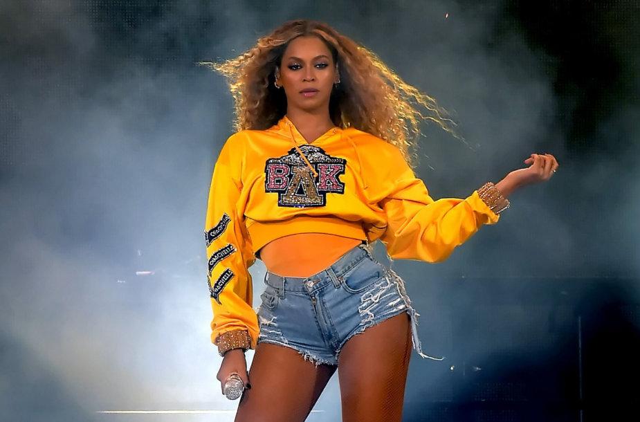 "Beyonce ""Coachella"" festivalyje"