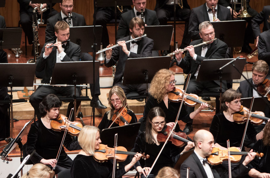 Lietuvos valstybinis simfoninis orkestras