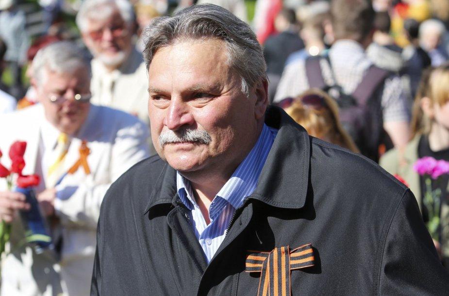 Seimo narys Sergejus Dmitrijevas