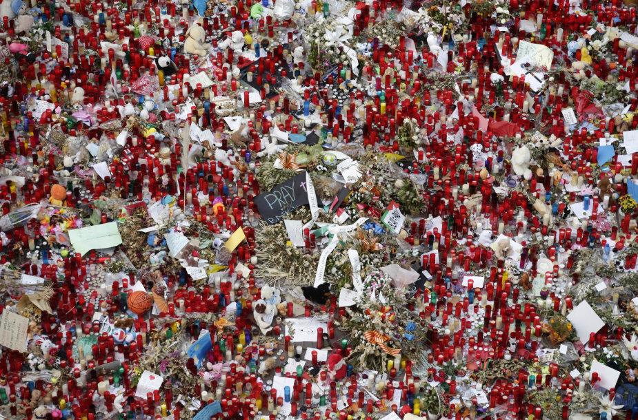 Demonstracija Barselonoje