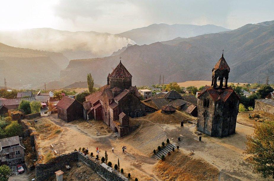 Kelionė Armėnijoje