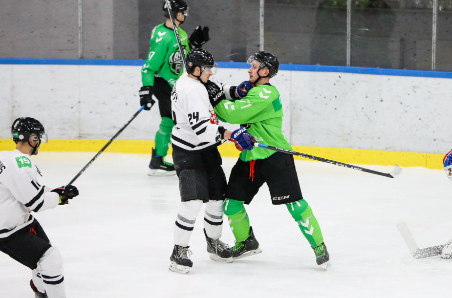 """""""Kaunas Hockey"""" – """"Hockey Punks"""""""