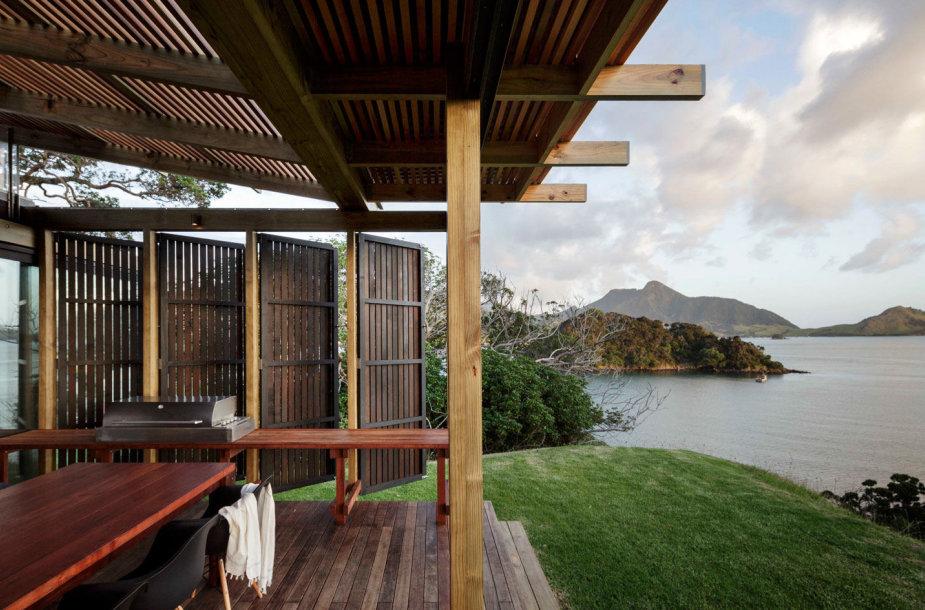 Namas Naujojoje Zelandijoje