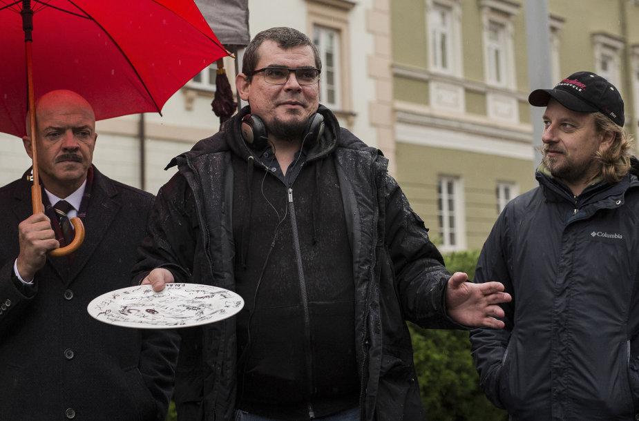 Ramūnas Rudokas, Emilis Vėlyvis