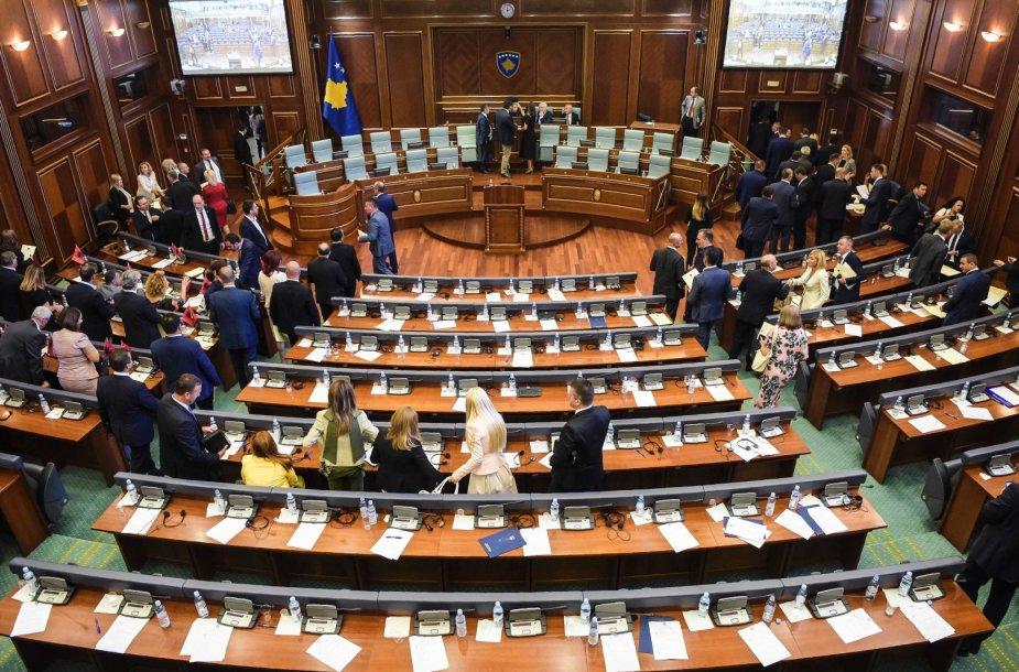 Kosovo parlamentas