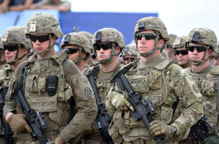 NATO kariai Sakartvele