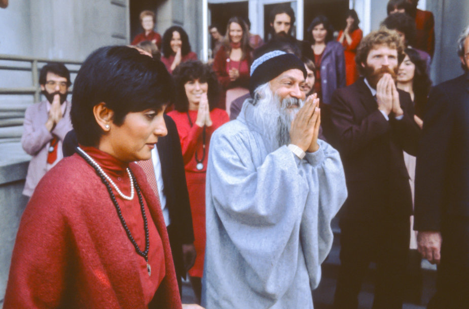 Bhagwanas Shree Rajneeshas ir Ma Anand Sheela