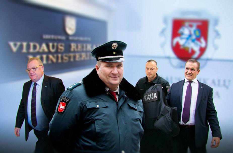 Kauno policijos skandalas