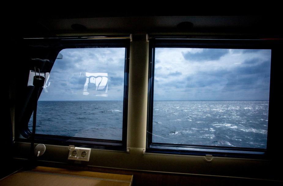 """Pakrančių apsaugos laivas """"Aleksandras Barauskas"""""""