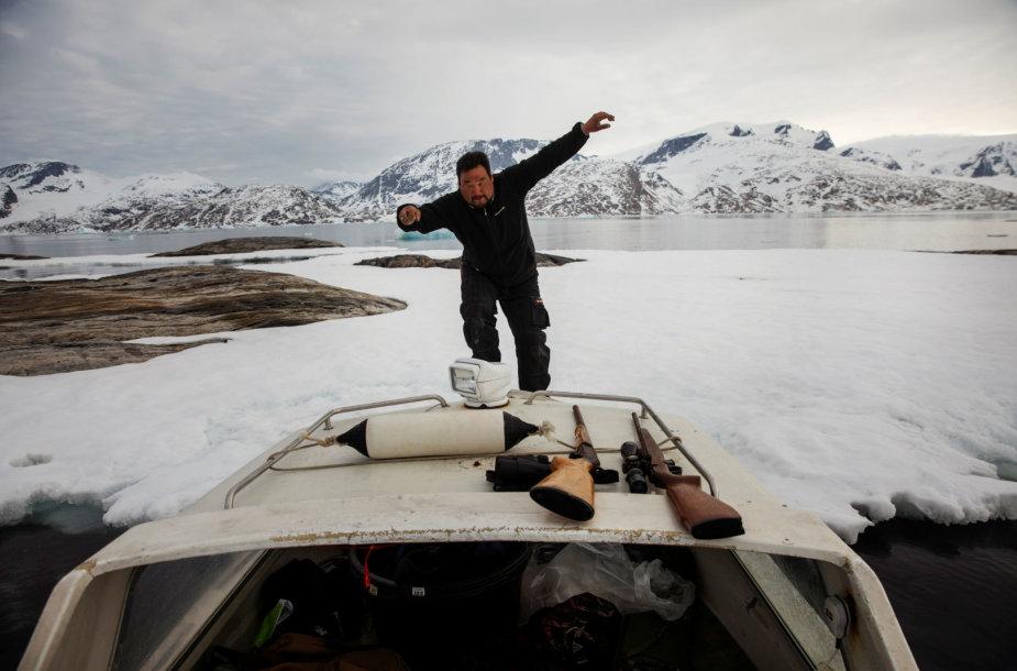 Grenlandijos gyventojų kasdienybė