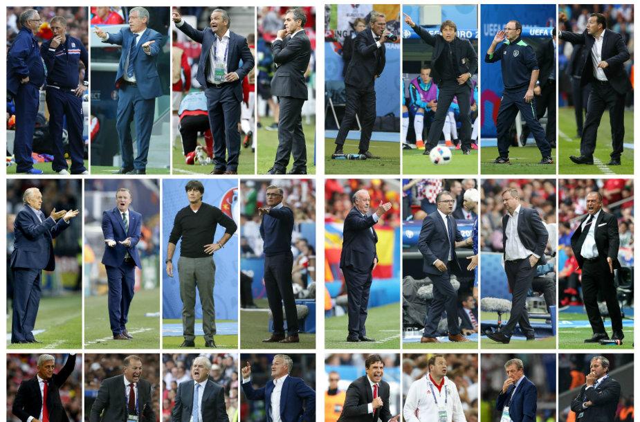"""""""Euro 2016"""" strategai"""