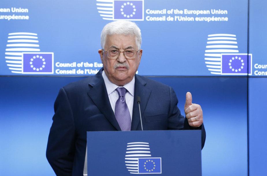 M.Abbasas Briuselyje