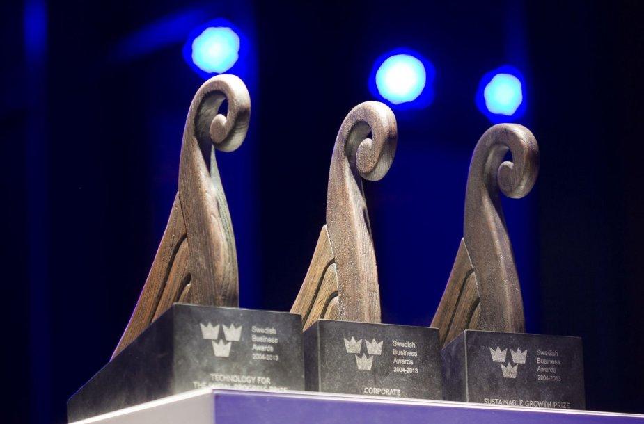 Švedijos verslo apdovanojimai